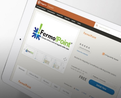Fermo!Point is now Magento ready